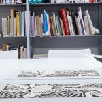 Library and graphic art