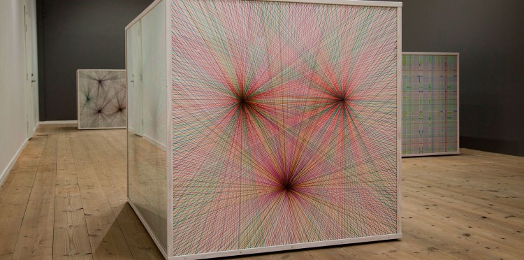 Eva Larsson, Iris Box 2, 2014