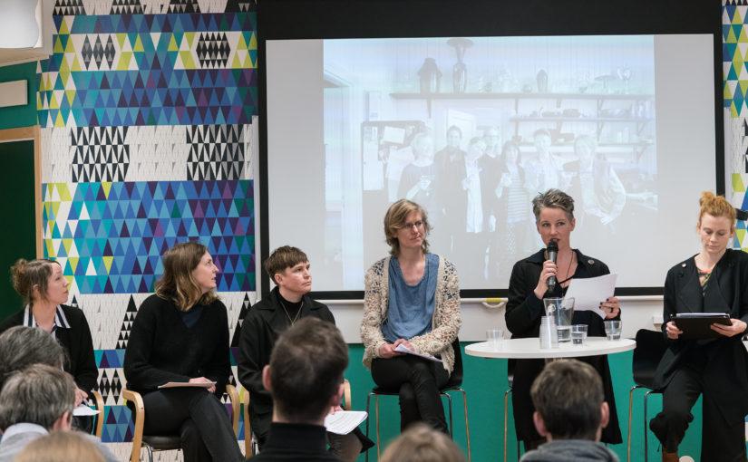 Bilder från konferensen i Pukeberg och Kalmar