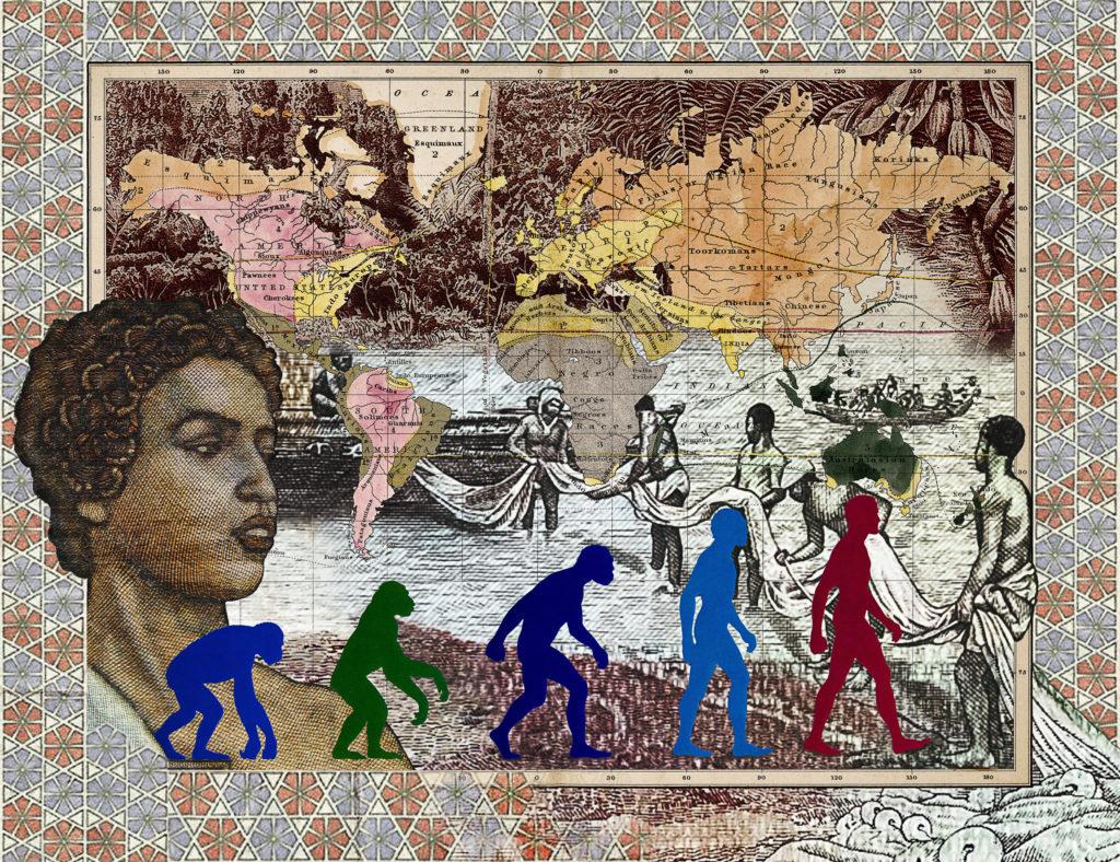 Malala Andrialavidrazana: Figures 1856, Leading races of man