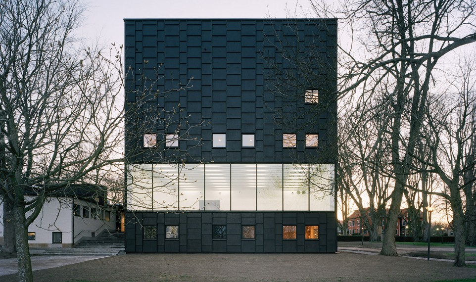 exteriör Kalmar konsmuseum