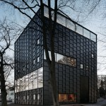 Exterirör Kalmar konstmuseum
