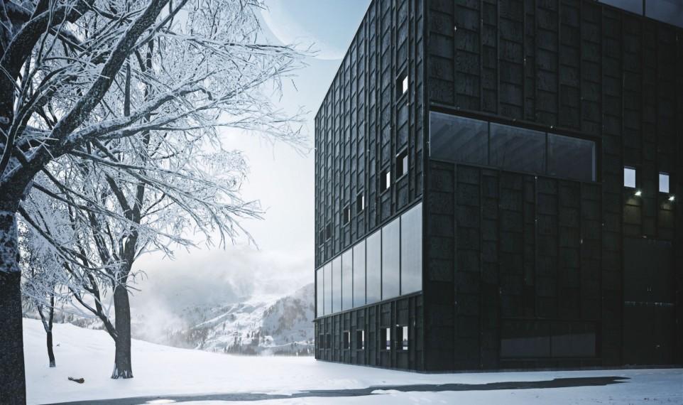 M Parsons, Kalmar Konstmuseum, 2014, 3D-model
