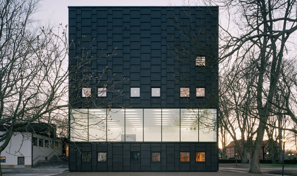 Exteriör Kalmar konstmuseum