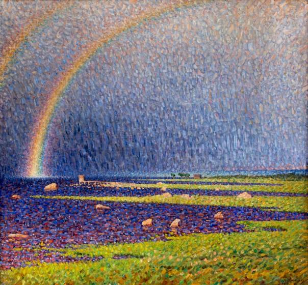 Nils Kreuger, Regnbågen 1910