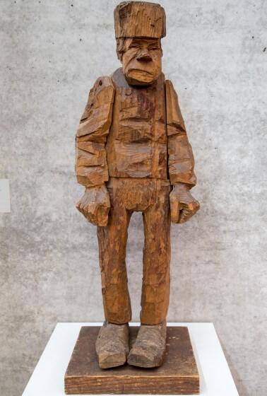 Döderhultarn, Johan Pål