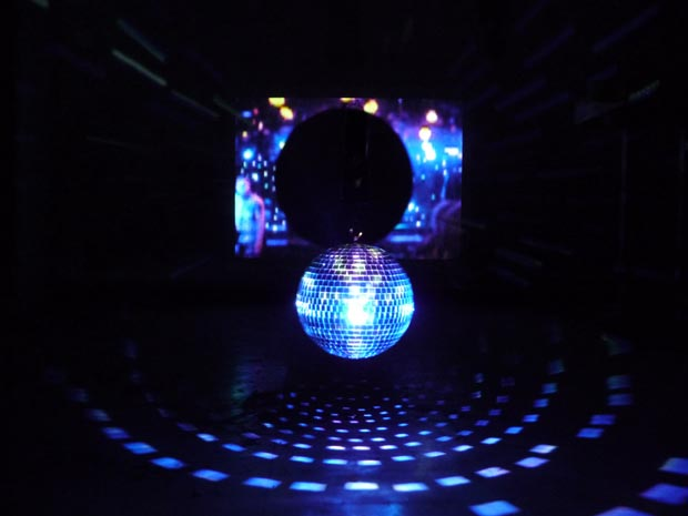 Kajsa Nylander: To Dream Of a Discoball Means That You Are Ready To Face Reality