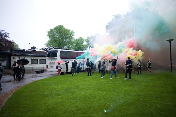 Performance Away Day. Foto: Per Larsson