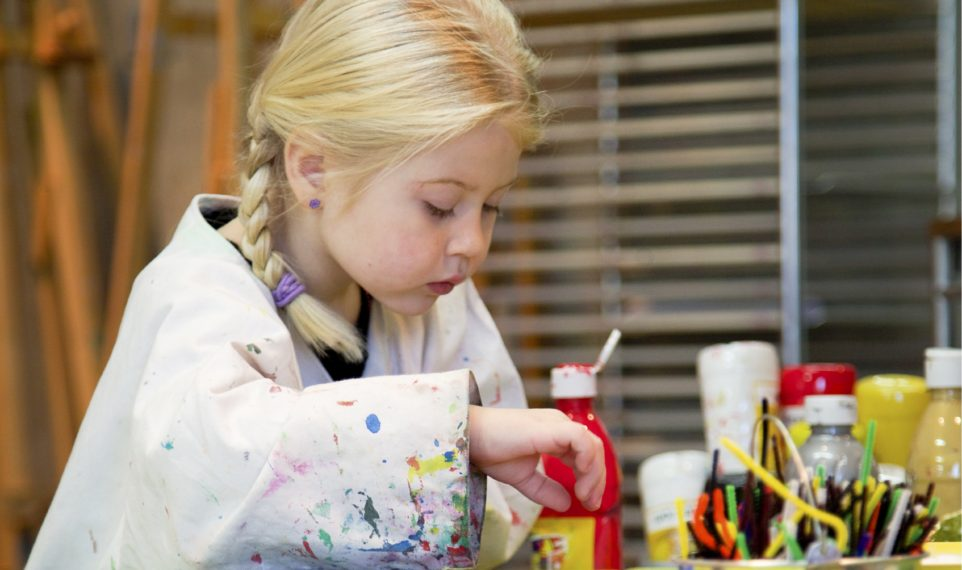 KAN•KAN – skapande öppen verksamhet för barn
