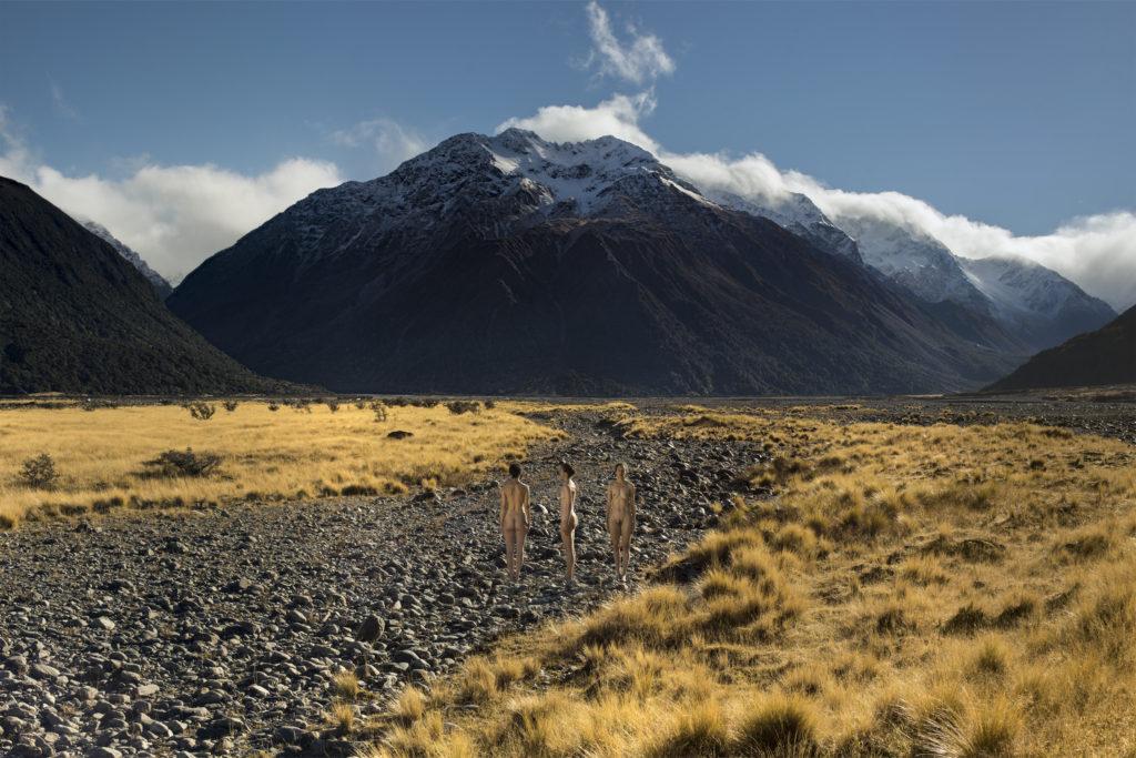 Sasha Huber - Somatological Agassiz_Range,NZ
