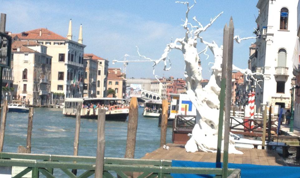 Till Venedig?