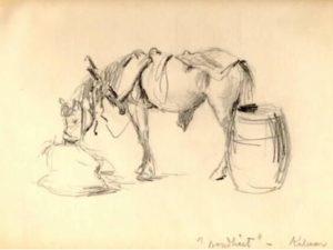 Kreuger häst