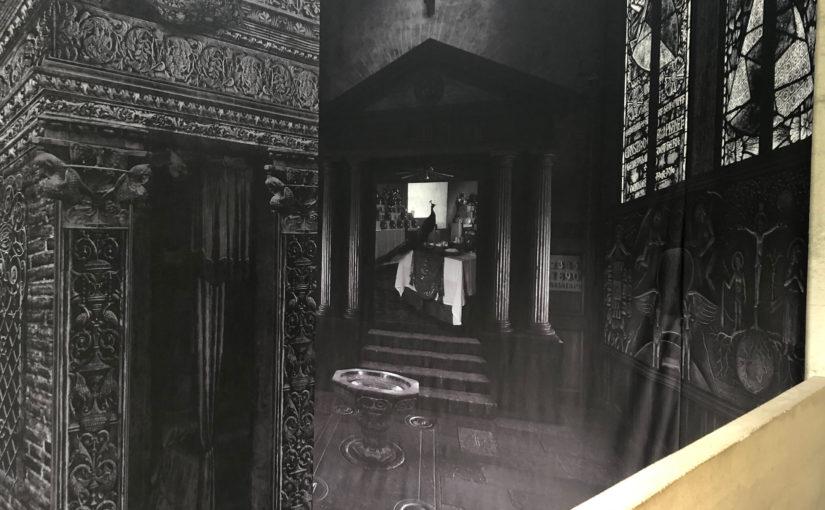 Ett annat rum i trapphuset