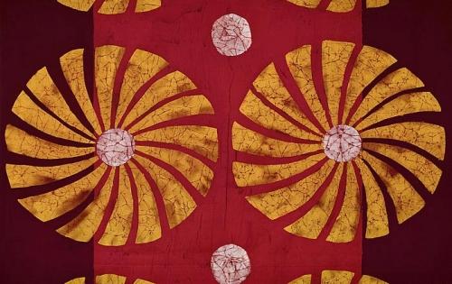 Textil, Vasco da Gama, 1968. Borås Cotton