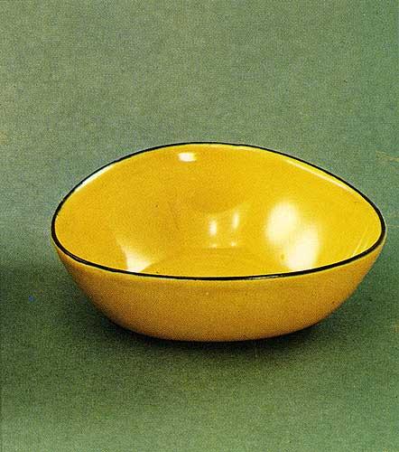 Erker-skålen, Kockums Jernverks AB, Kallinge 1955