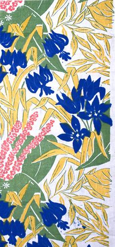 Textil Högsommar Licium 1937/38