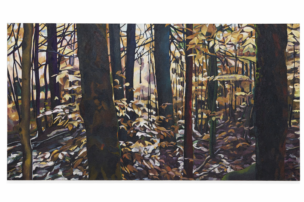 The Colored Forest, 2014, Erla S. Haraldsdóttir