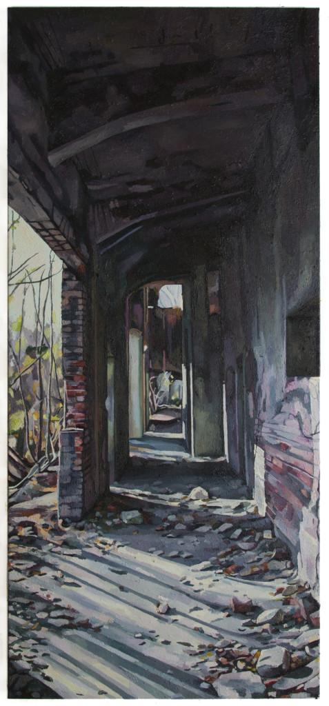 The Ruin, Tripyk, 2015, Erla S. Haraldsdóttir