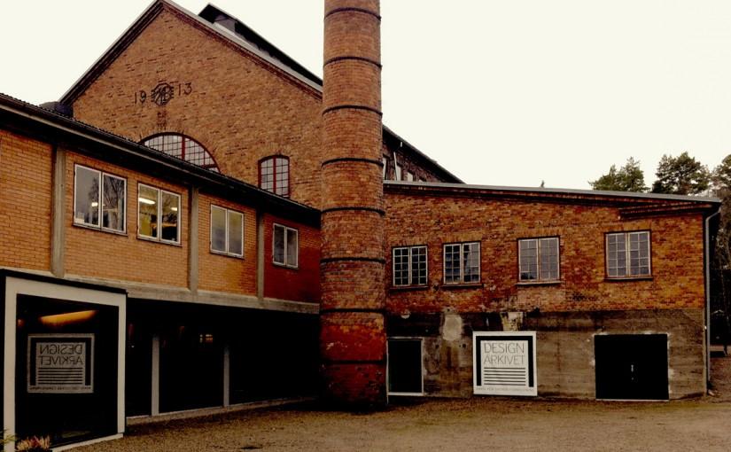 Designarkivet i Pukeberg