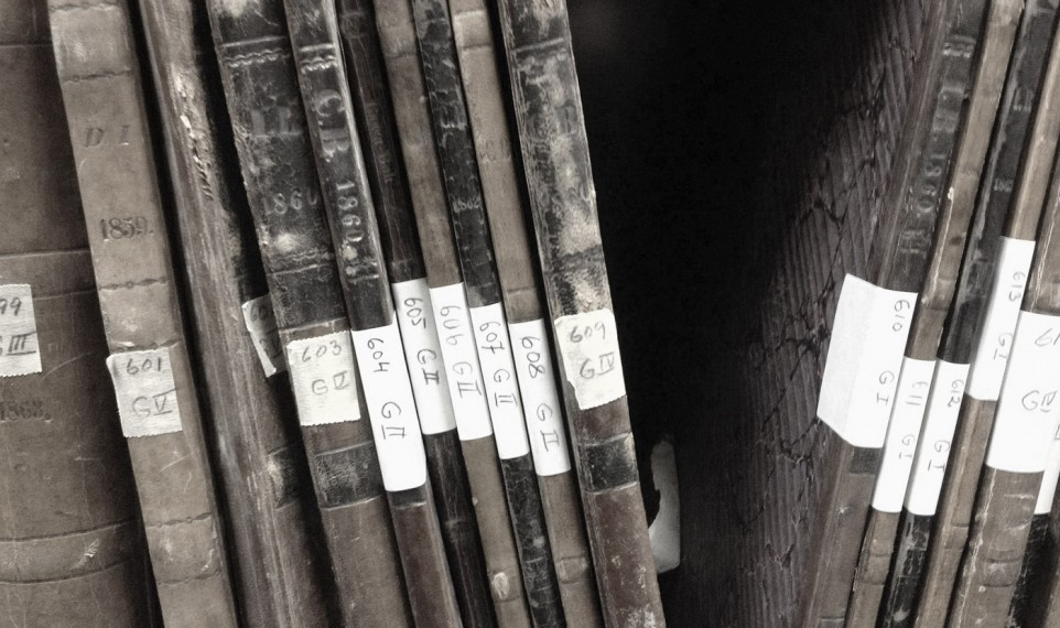 Glasarvet arkiv