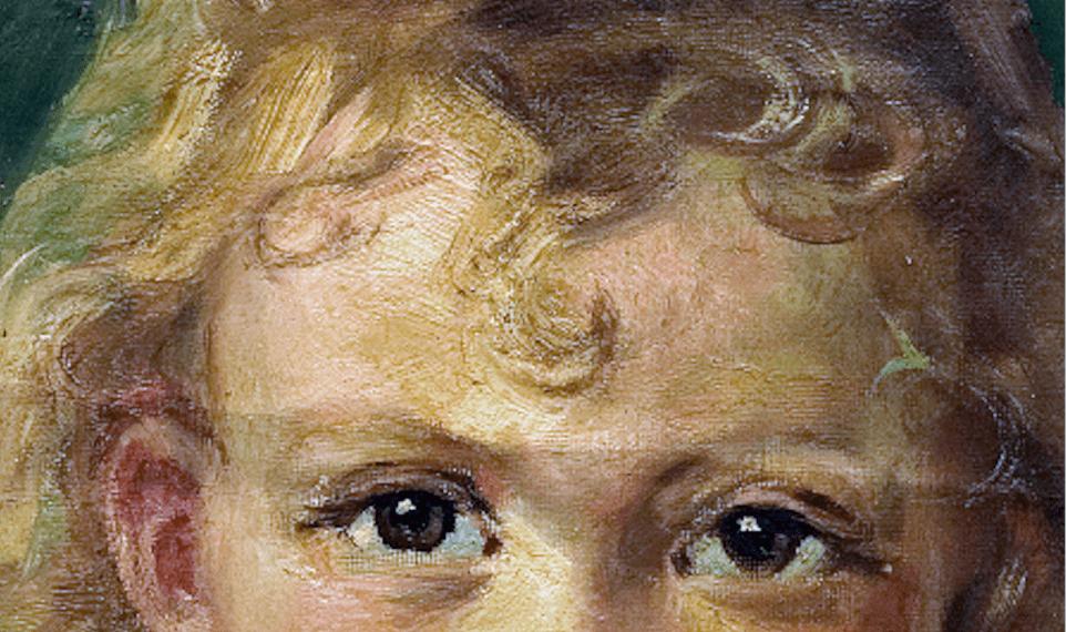 Äldre måleri från samlingen