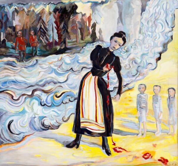 Marja Ruta, Farmor 1918 2012