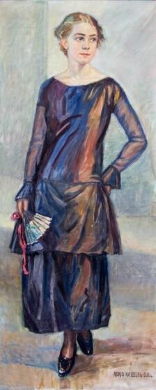 Astrid Kjellberg-Juel, Fru Poulsen