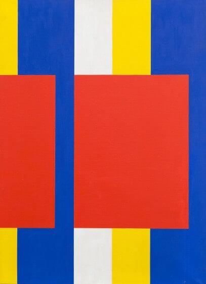 Peter Freudenthal, Geometrisk komposition 1968