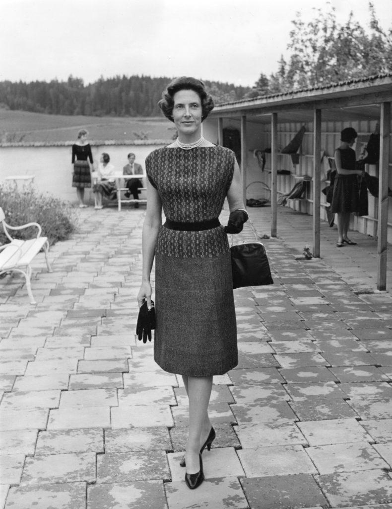 Ebba von Eckermann 1962