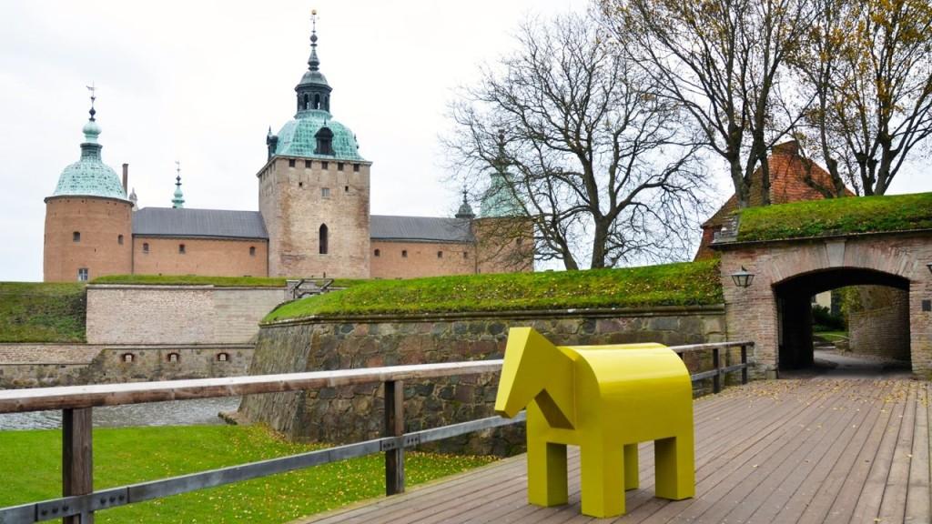 Transport - Kalmar Slott