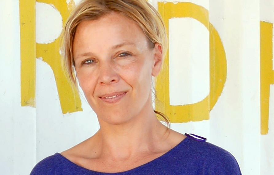 Joanna Sandell, porträtt