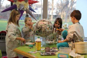 Kan•Kan, vår skapande verksamhet för barn