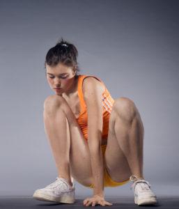 Bump, Set, Hit and Spike, 2014, Julia Peirone