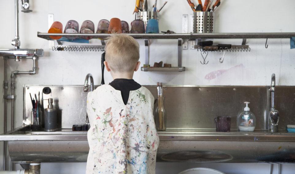KAN•KAN – öppen verksamhet för barn