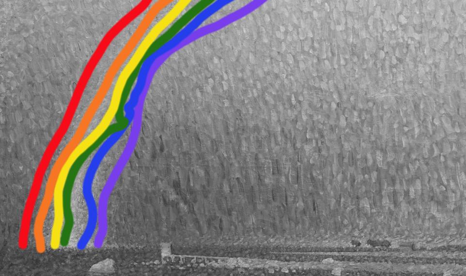 Småland – Vid regnbågens slut