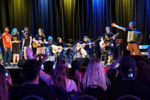 Konsert med Songlines